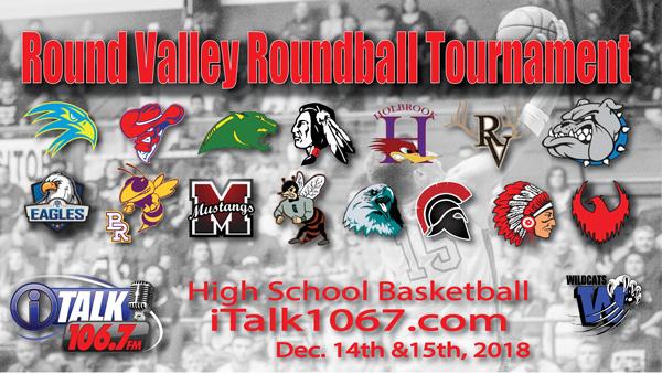 2018 Round Valley Roundball Basketball Tournament